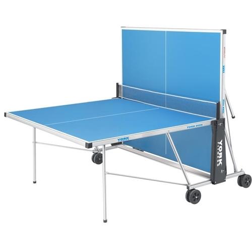 שולחן טניס אלומיניום לשימוש חוץ YORK דגם: 900