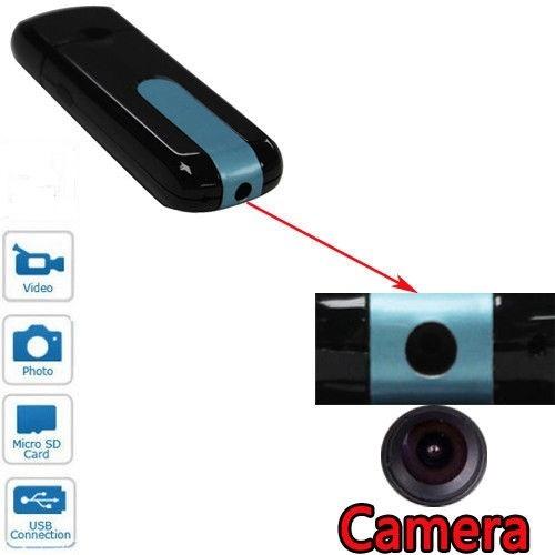 דיסק און קי המשמש גם כמצלמה נסתרת