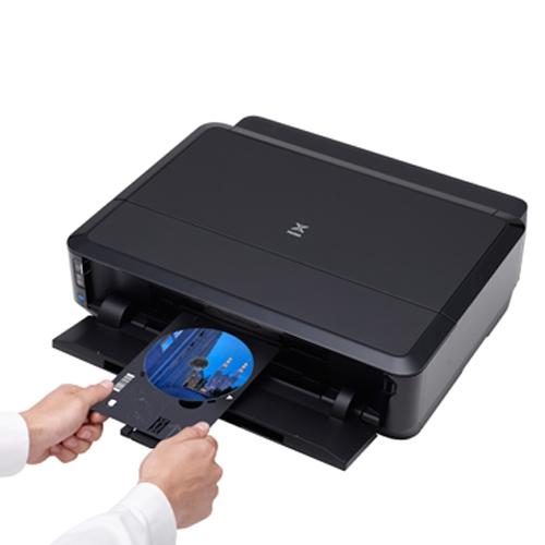 מדפסת פוטו אלחוטית + הדפסה על דיסקים דגם IP7250