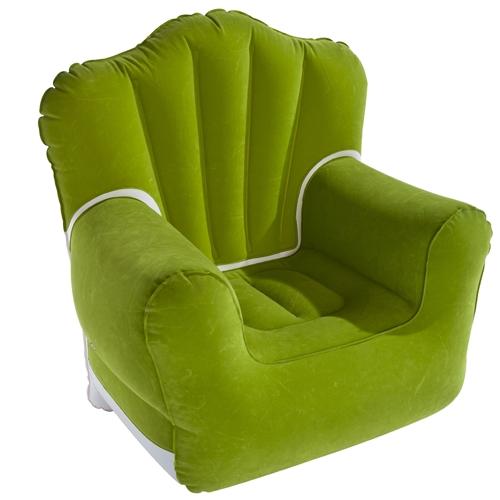 כורסא מתנפחת ליחיד עשויה PVC חזק מבית CAMPTOWN