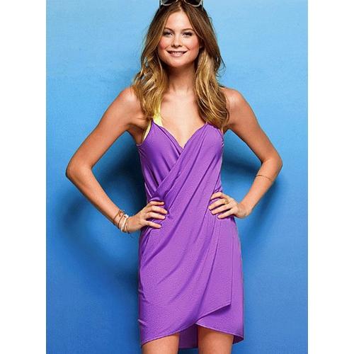 שמלת חוף מדליקה