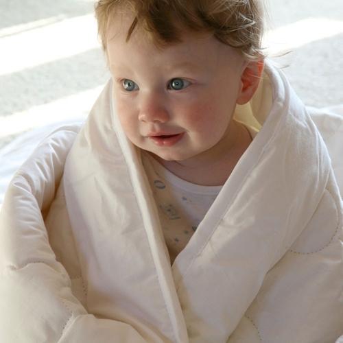 שמיכת פוך היפו אלרגנית לתינוקות וילדים