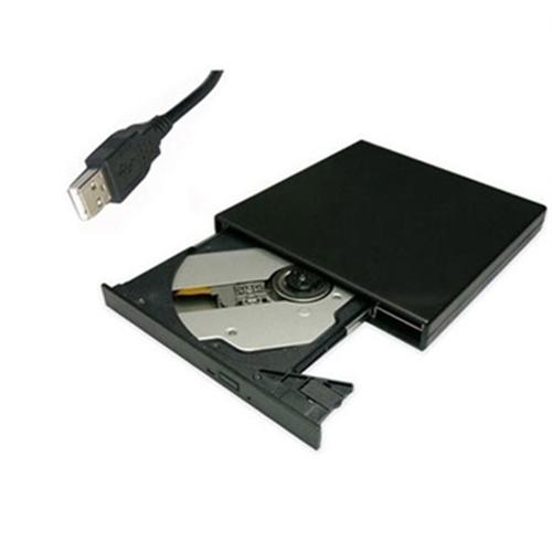 צורב DVD חיצוני בחיבור USB ללא צורך בחשמל,