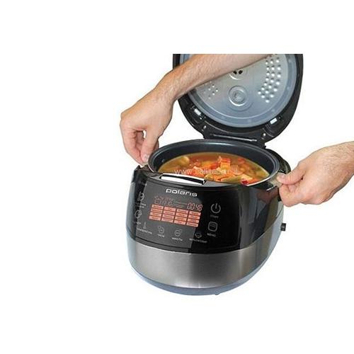 סיר בישול מולטי שף רב שימושי POLARIS דגם PMC517