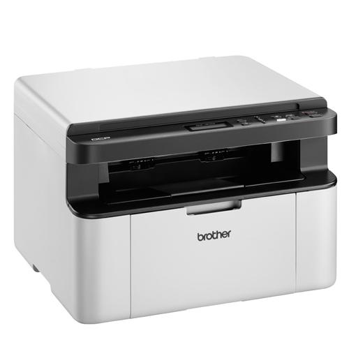 מדפסת Brother דגם DCP-1610W לייזר אלחוטית משולבת