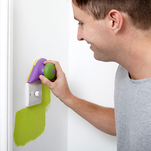 Point 'N Paint ערכת כלים לצביעה מהירה קלה ופשוטה