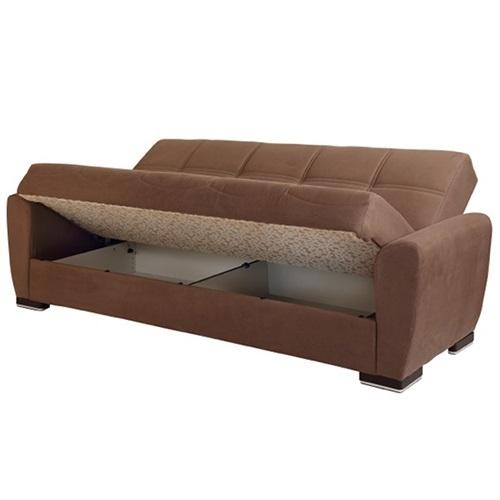 מערכת ישיבה כוללת 3 מושבים נפתחת בקלות למיטה