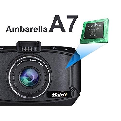 מצלמת דרך Ambarella A7 צילום חד ומדוייק גם בחושך