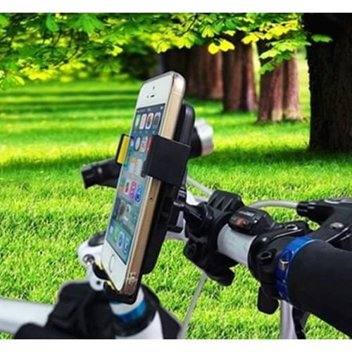 מעמד טלפון נייד להרכבה על כידון האופניים