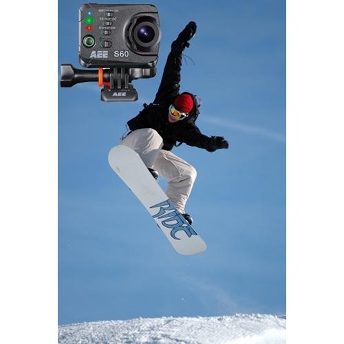 מצלמת אקסטרים 16MP עמידה למים דגם AEE S60