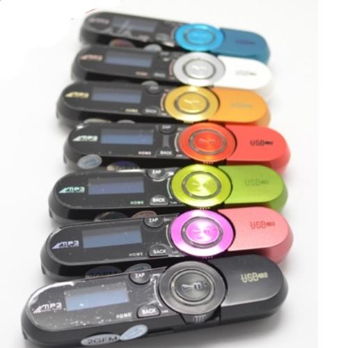 נגן MP3 בעל זיכרון ענק של 16GB כולל אוזניות