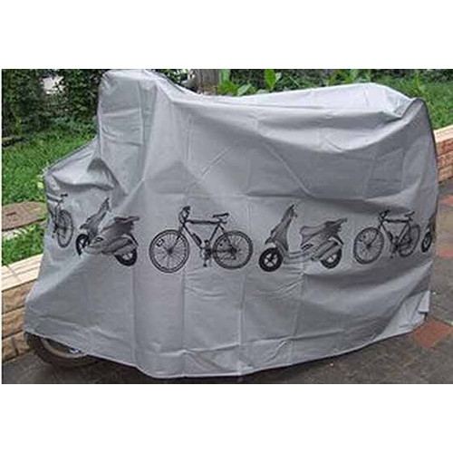 כיסוי איכותי עשוי ניילון אטום למים הגנה אופנוע