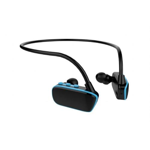 נגן MP3 לשחייה במים וריצה עם אטימות של 100 אחוז
