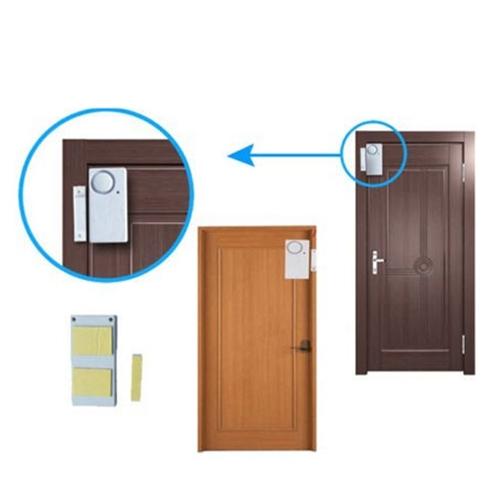 אזעקה בעוצמת 90 דציבל לדלת וחלון להגנה מפריצות