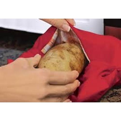 ! POTATO EXPRESS - אפיית תפוחי אדמה במיקרוגל