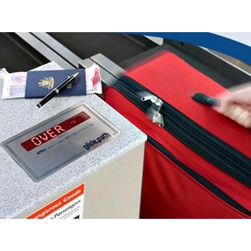 משקל דיגיטלי לשקילת מזוודות