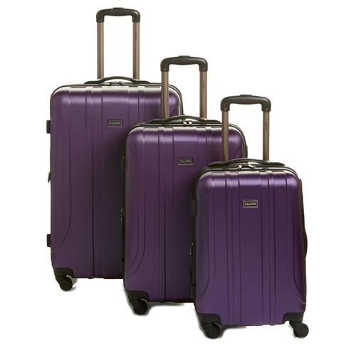 סט 3 מזוודות קשיחות Calpaks 20|24|28 דגם: KAPRI