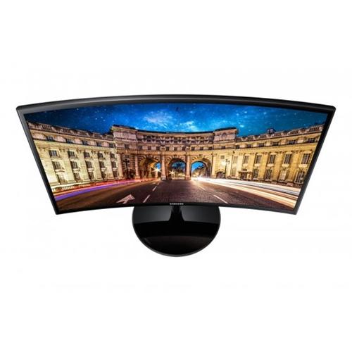 """מסך מחשב קעור מולטימדיה C24F390FH 23.5"""" LED"""
