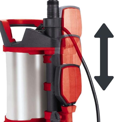 משאבת מים דלוחים נירוסטה דגם RG-DP1135N