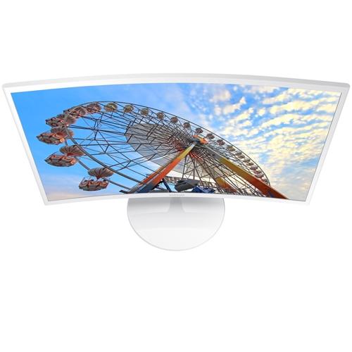 """מסך מחשב מולטימדיה קעור """"27 דגם SAMSUNG C27F391FH"""
