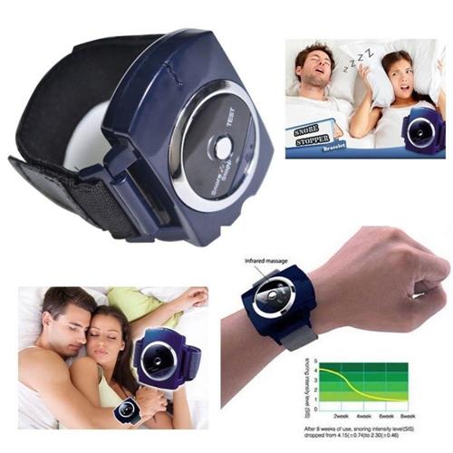 המכשיר המהפכני למניעת נחירות - Snore Stopper