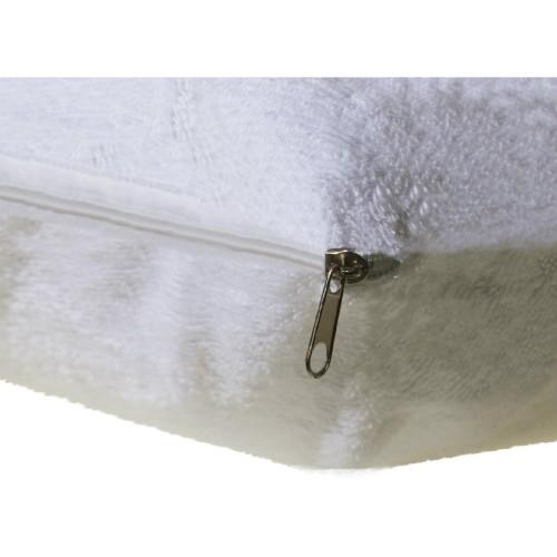 זוג ריפודיות לכרית - פתרון להחלפת מזרן