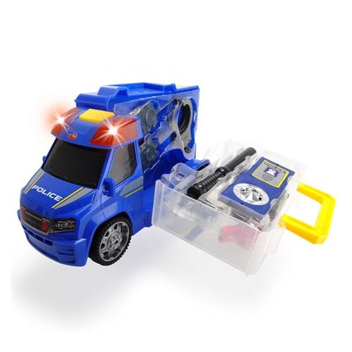 רכב משטרה אור קולי Dickie