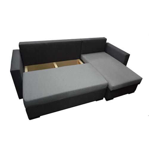 מערכת ישיבה אירופאית נפתחת למיטה זוגית HOME DECOR