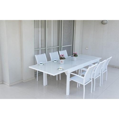מערכת גן  מפוארת Bondi 3200 עם 4 כיסאות