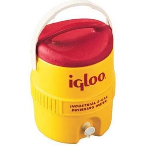קולר/מיכל מים קשיח 7.6 ליטר בעל ברז תחתון