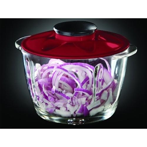 קוצץ מזון DESIRE מיכל זכוכית 1 ליטר דגם 20320-56