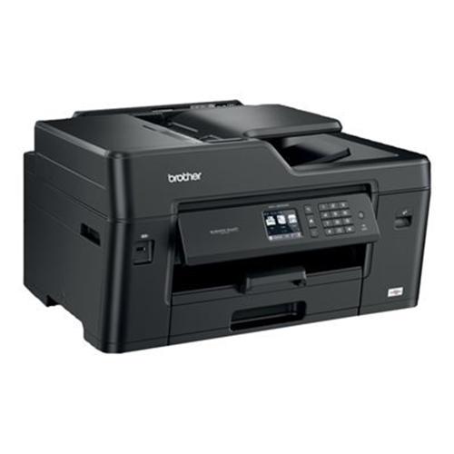 מדפסת משולבות דיו צבעוני BROTHER דגם MFCJ6530DW