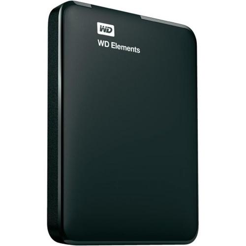 כונן קשיח חיצוני WD נפח 2TB דגם WDBU6Y0020BBK