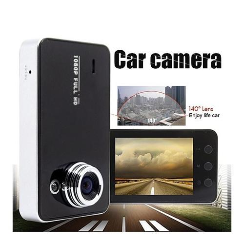 """מצלמת דרך לרכב 1080P FULL HD מסך """"2.4"""