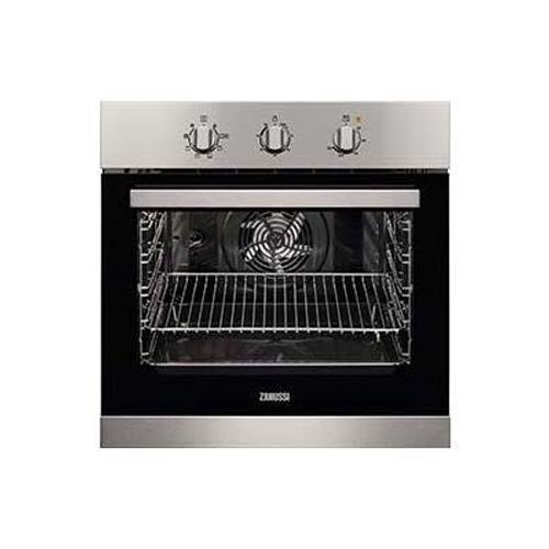 תנור אפיה בנוי נפח תא 74 ליטר נירוסטה כולל טורבו