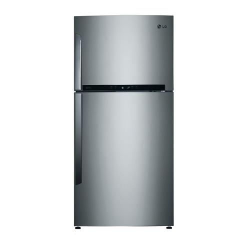 מקרר מקפיא עליון LG 473 ליטר דגם GR-M6480 צבע לבן או כסף