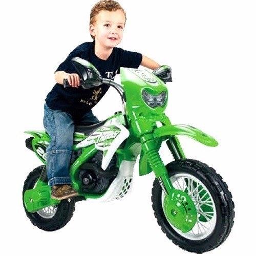 אופנוע שטח ממונע 12V