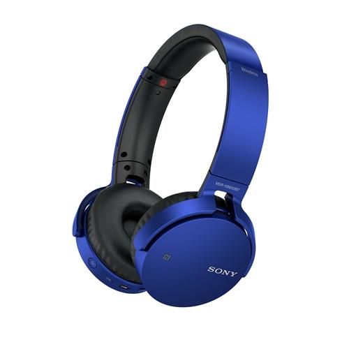 אוזניות בלוטות דינמיות אלחוטיות MDR-XB650BT