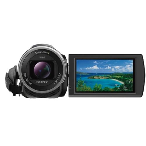 מצלמת וידאו FULL-HD מבית SONY דגם HDR-CX625B