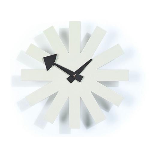 שעון קיר מעוצב ASTERISK CLOCK