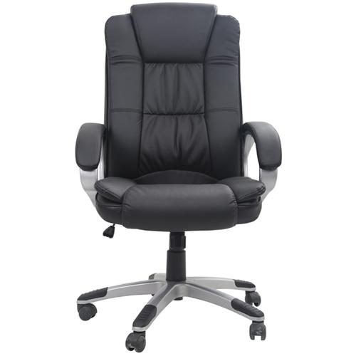 כסא מנהלים ארגונומי משענת גב גבוהה