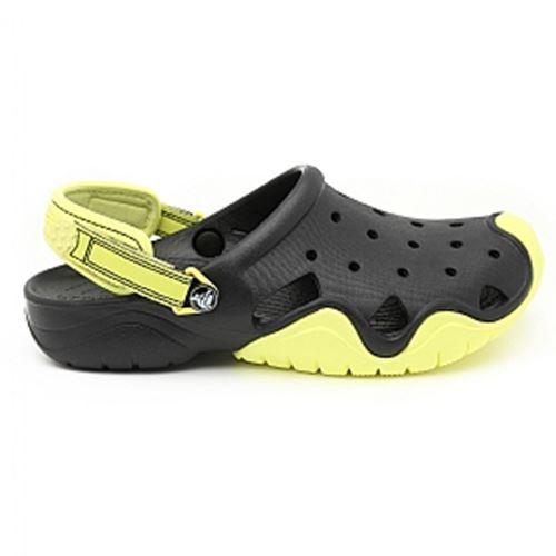 כפכפי נוחות גברים Crocs קרוקס דגם Swiftwater Clog