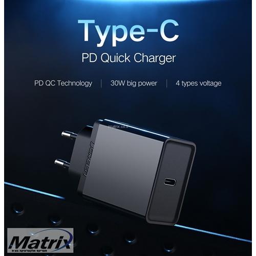 מטען סופר איכותי למכשירים עם חיבור TYPE C