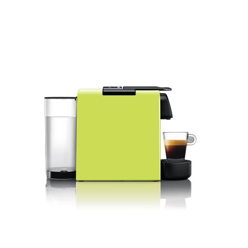 מכונת קפה NESPRESSO  אסנזה מיני בצבע ירוק דגם D30