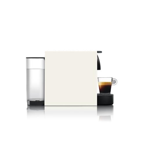 מכונת קפה NESPRESSO אסנזה מיני בצבע לבן+מקציף
