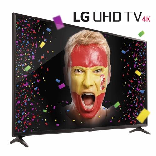 "טלוויזיה ""65 LED SMART 4K HDR דגם 65UK6100Y"
