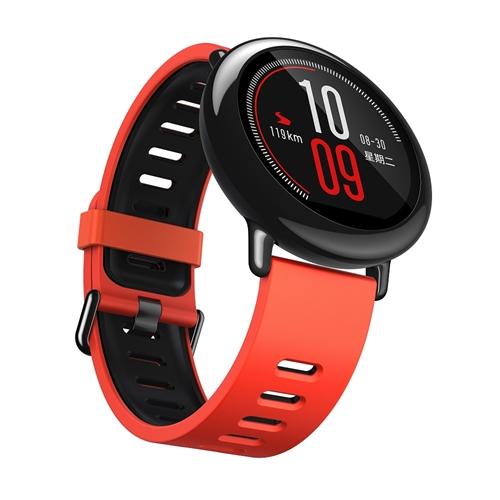 שעון חכם -עמיד במים כולל מד צעדים ,דופק ו GPS