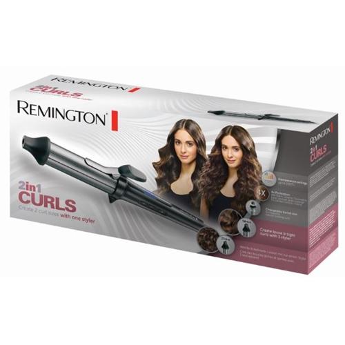 מסלסל שיער רמינגטון 2 ב 1 דגם CI67E1