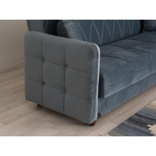 ספה הנפתחת למיטה דגם DEFNE