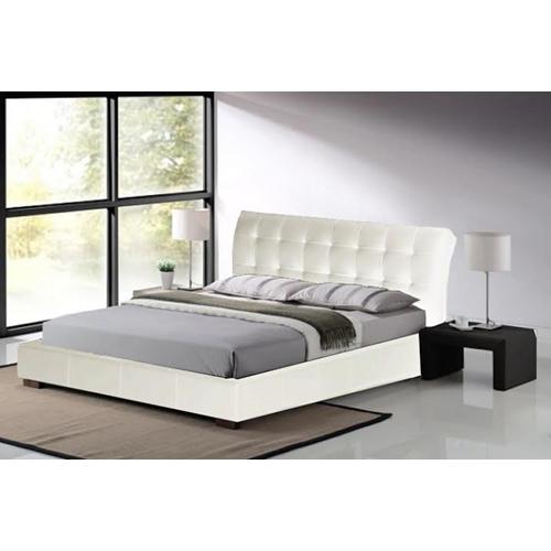 מיטה זוגית מרופדת דגם LUCIANO מבית GAROX